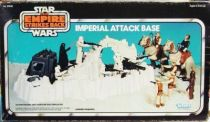 Empire strikes back 1980 - Imperial Attack Base (Loose with box)