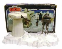 Empire strikes back 1980 - Turret and Probot (Loose w Box)