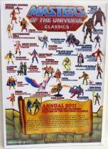 Encyclopédie non-officielle des figurines MOTU Classics - Vol. 3 : Annual 2011