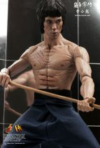 "Enter the Dragon - Bruce Lee - 12"" figure Hot Toys DX04"