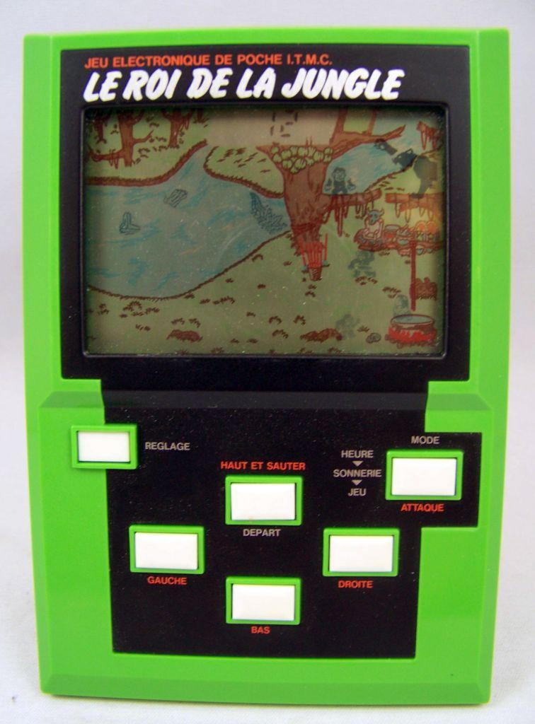 Epoch (ITMC) - Handheld Game Panorama Size - Le Roi de la Jungle (en boite) 06