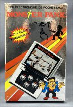 Epoch (ITMC) - Handheld Game Pocket Size - Monster Panic (losse in French box)