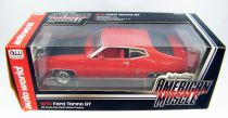 ERTL Collectibles American 1970 Ford Torino GT 1/18ème (Diecast Metal)