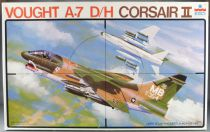 ESCI - Ref 4009 Fighter Plane Vought A-7 D/H Corsair II 1:48 Mint in Box