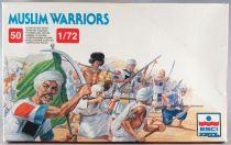 Esci 238 - 1:72 - Muslim Warriors Guerriers Musulmans Neuf Boite