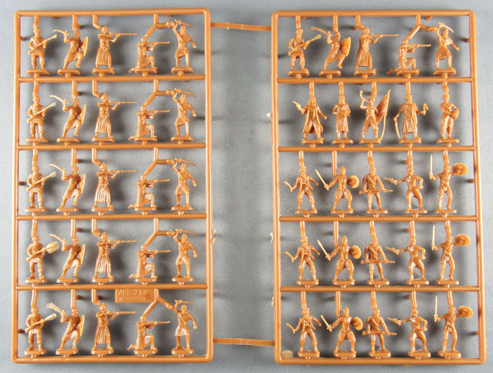 Esci 238 - 1:72 scale soldiers - Muslim Warriors MIB