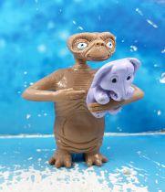 E.T. -  Bonux / Universal Studio - Figurine PVC - E.T. avec peluche dans les bras