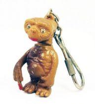E.T. - Figurine PVC 1982 - Porte clé E.T. avec yeux mobiles