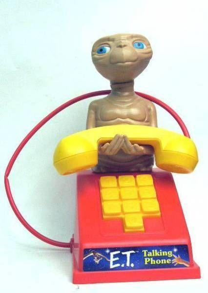 E.T. - Hasbro - E.T talking phone