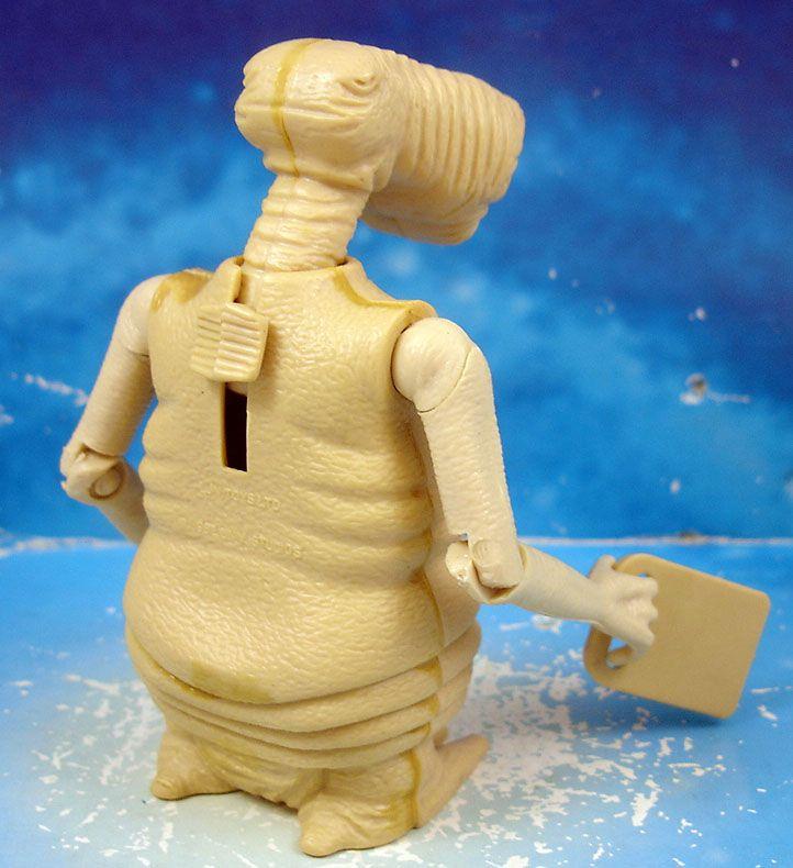 E.T. - LJN  Ref 1205 - Figurine articulée E.T. (loose)