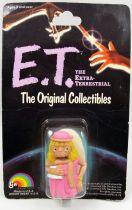 E.T. - LJN 1982 - PVC Figure - Disguised E.T (mint on card)