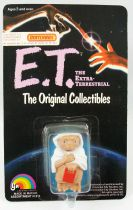 E.T. - LJN 1982 - PVC Figure - E.T with Speak & Spell (on card)