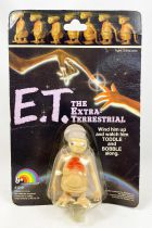 E.T. - LJN Ref 1210 - ET Wind Up Mint on Card