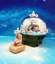 E.T. - LJN Ref 1244 - Pop-up Spaceship Wind up (loose)