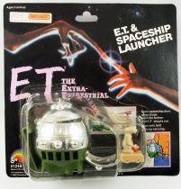 E.T. - LJN Ref 1248 - ET Spaceship Launcher (on card)