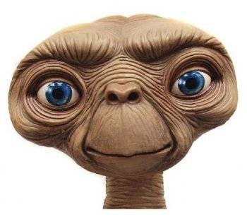 E.T. - Neca - E.T. Life Size (3 feet)
