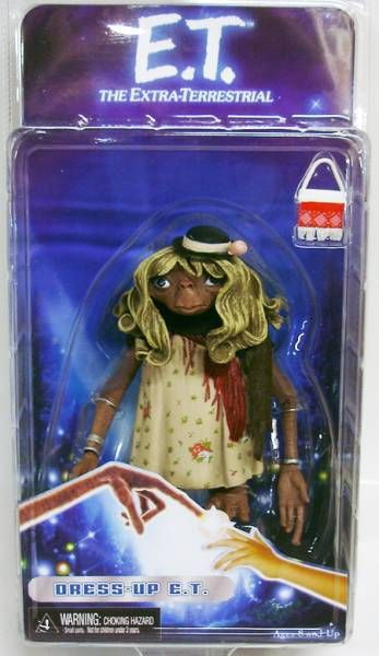 E.T. - Neca Series 1 - Dress-up E.T.