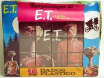 E.T. - Papirots - E.T. cubes game 12 pieces