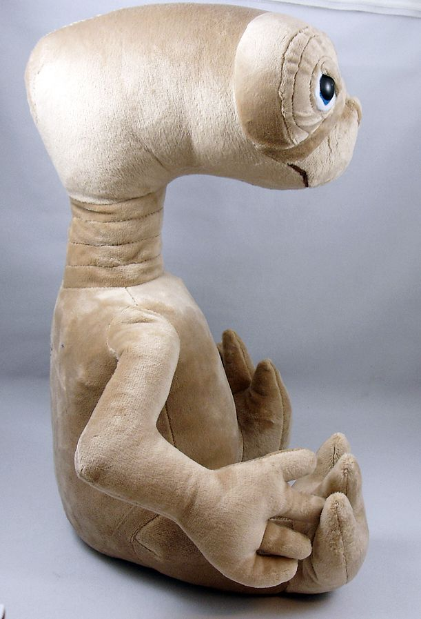 E.T. - Peluche Universal Studios - ET L\'Extra-Terrestre 40cm