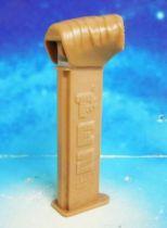 E.T. - PEZ dispenser - E.T. (patent number 4.966.305)