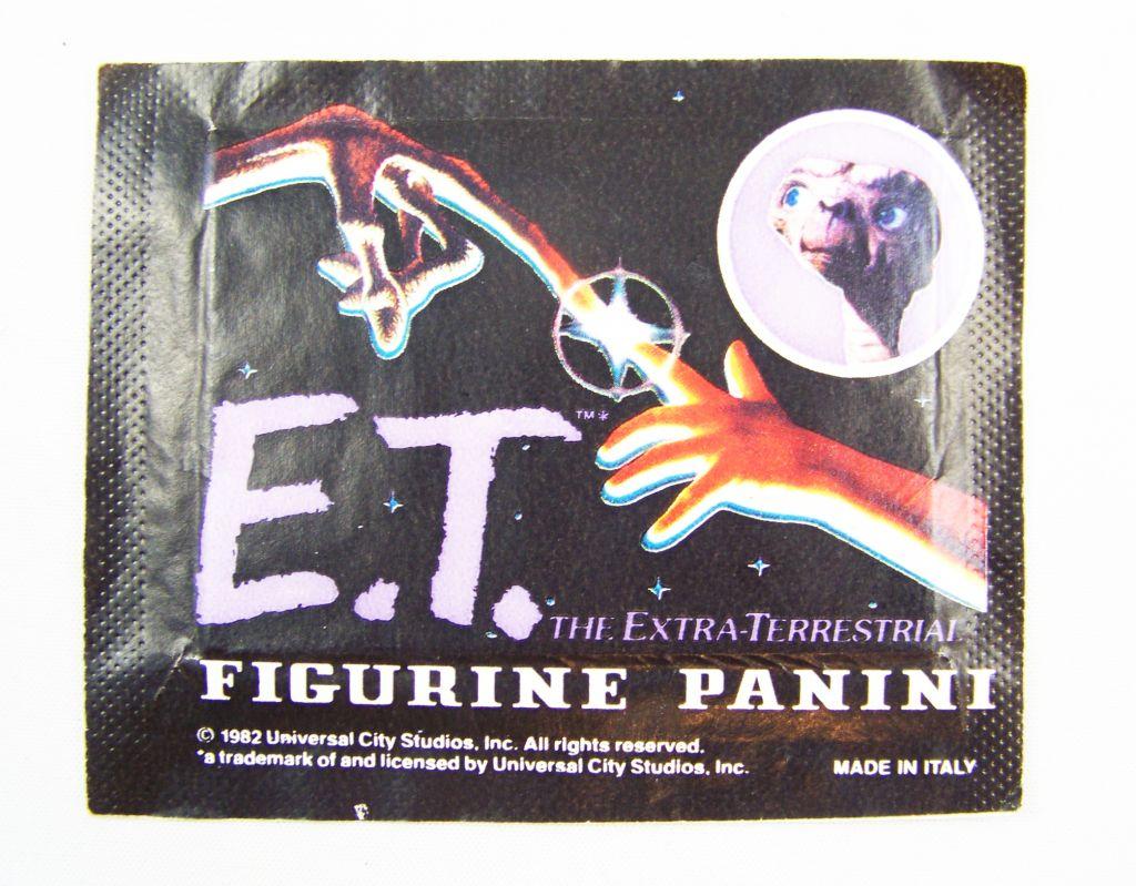 E.T. - Pochette Vignettes Panini 1982 01