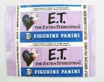 E.T. - Pochette Vignettes Panini 1982 02