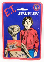E.T. - Star Power - Bague E.T. logo