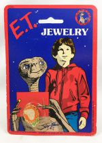 E.T. - Star Power - Broche E.T. fleur