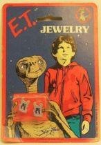 E.T. - Star Power - Earrings E.T. logo