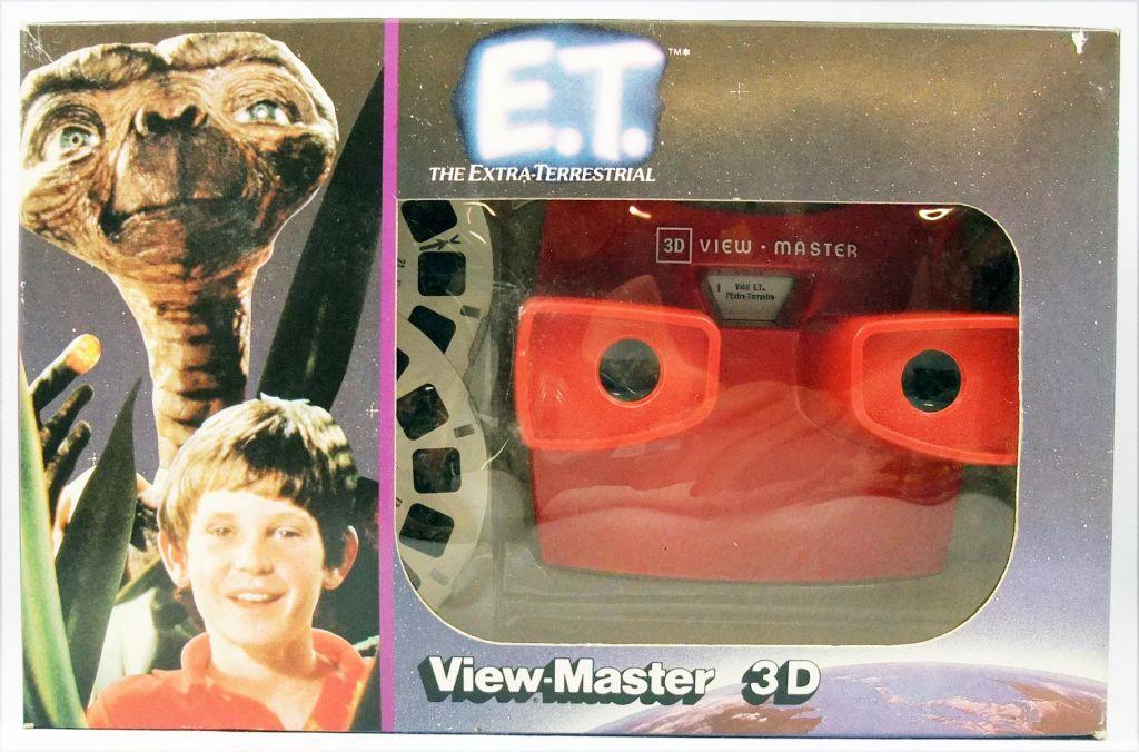 E.T. - View Master - Coffret E.T. l\'Extra-Terrestre