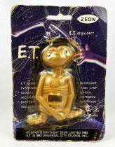 E.T. - ZEON Ltd (1982) - Stick-On E.T (E.T. Horloge Mural Adhésive)