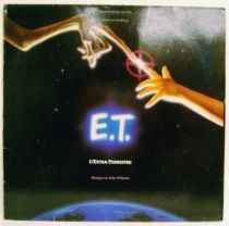 E.T. the  Extra-Terrestrial (French Original Motion Picture Soundtrack) - Record LP - MCA Records 1982