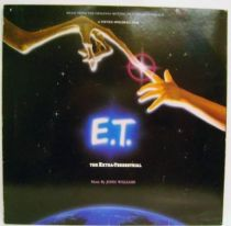 E.T. the  Extra-Terrestrial (Original Motion Picture Soundtrack) - Record LP - MCA Records 1982