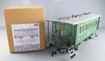 ETS 303 0 Gauge Csd Tin 2°/3° Class Coach Bci Series Green Livery Mint in Box