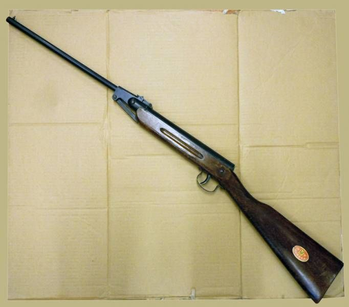 Eureka - Carabine à air comprimé 95cm