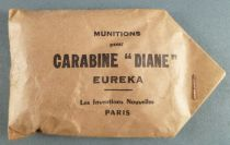 Eureka Pochette de Munitions pour Carabine Diane Neuve Scellée Neuf Blister