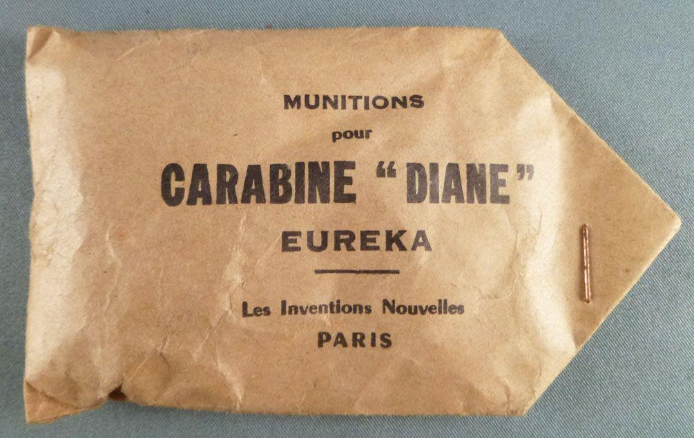 Eureka Sealed Envelope with ammos for Diane Riflle