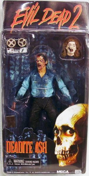 Evil Dead 2 - Deadite Ash - Figurine NECA
