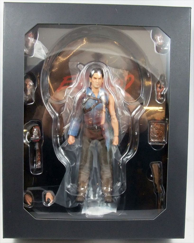 Evil Dead 2 Dead By Dawn - Mezco One:12 Collective Figure - Ash