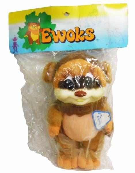 Ewoks 1986 - 16\'\' Plush Quiron - Wicket