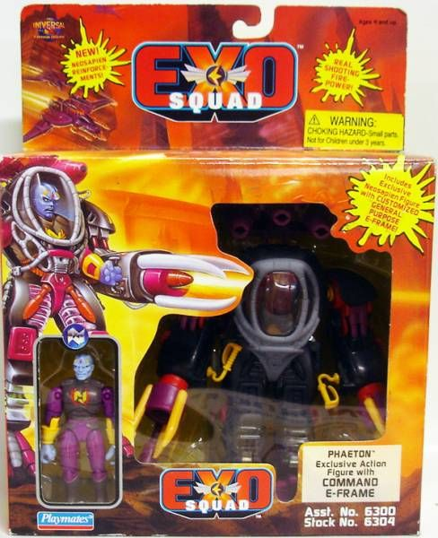 ExoSquad - Phaeton with Command E-Frame