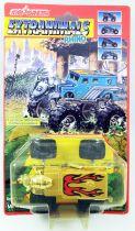 Extranimals - Rhino Gold Armored Car