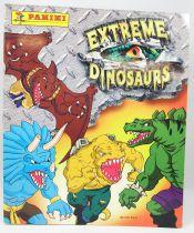 Extreme Dinosaurs - Panini Stickers Album 1998
