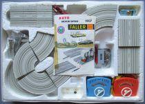 Faller AMS 4007 - Coffret Circuit Solitude Mercedes Jaguar