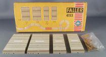 Faller AMS 4153 - 2 Straight Tracks 2 x 5cm + 2 x 3cm Mint in Box