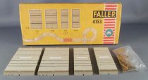 Faller AMS 4153 - 4 Pistes Droites 2 x 5cm + 2 x 3cm Circuit Neuf Boite