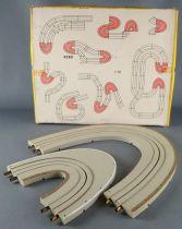 Faller AMS 4580 - Virage 180° Épingle à Cheveux Piste Circuit Boite 1