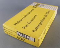 Faller AMS 4782 - 20 Grey Pier Extensions 2 Sizes Mint in box