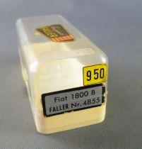 Faller AMS 4855 - Boite Vide pour Fiat 1800 B