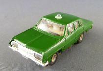 Faller AMS 4877 - Opel Diplomat Police Green